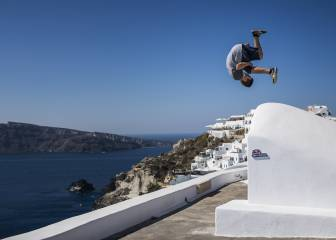 Highlights del Red Bull Art of Motion 2017 de Santorini