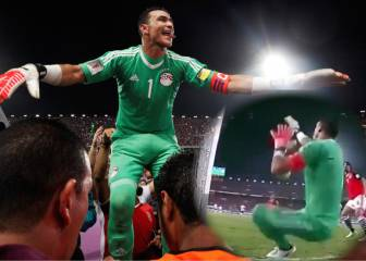 Essam El Hadary set to break age barrier at Russia 2018