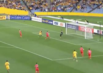 Australia end Syria's World Cup dream