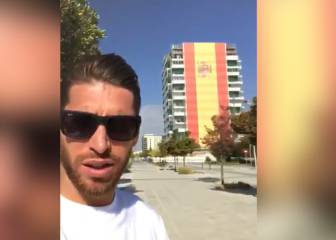 Ramos' national day surprise: