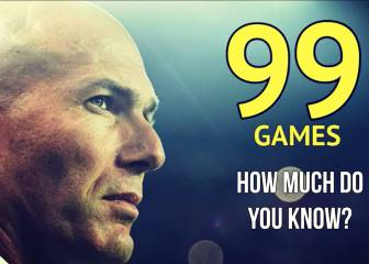 Quiz - Zidane prepares for 100th game as Madrid boss