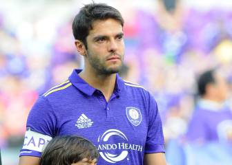 Kaká moved to tears in last Orlando City game