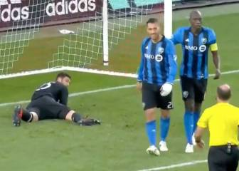 Sometimes you have to laugh... miss of the season in MLS