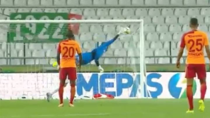 Kirintili pulls off save of the season contender for Konyaspor