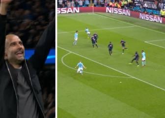 Los 30 minutos de asedio total del City de Guardiola: ¡asustan!