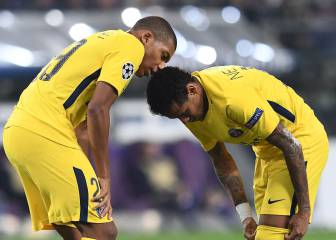 Neymar embracing Messi-role for 'golden boy' Mbappe