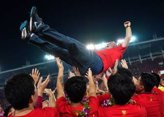 Guangzhou crowned Chinese Super League champions