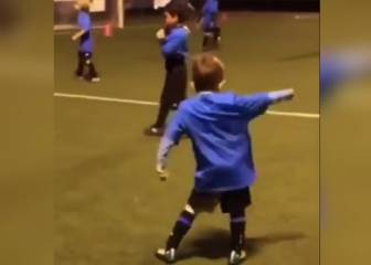 Atalanta forward Gómez's son goes viral doing 'Papu Dance'
