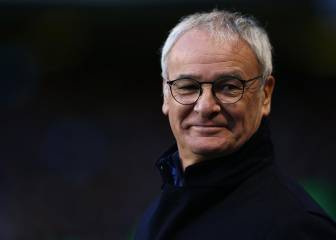 Claudio Ranieri not a 'candidate' for Italy job