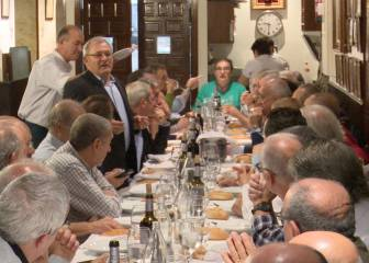 El reencuentro de los pioneros de As: una cena memorable