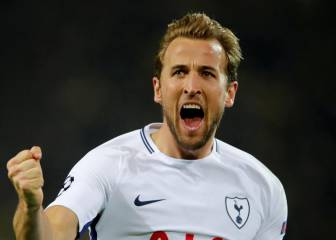 Kane and Spurs revel in beating Real Madrid to top spot