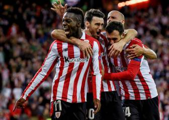 Iñaki Williams al rescate
