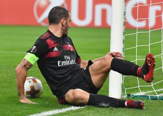 Don't look Arrigo... the Milan defensive blunder of the year