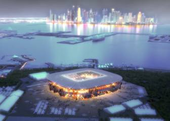 Qatar 2022: Design for seventh World Cup stadium revealed