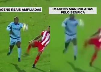 Controversy Portugal: Benfica accused of manipulating image