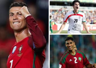 Spain's World Cup group rivals: Portugal, Iran and Morocco