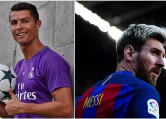 Ballon d'Or: Ronaldo v Messi: The great debate...