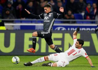 Houssem Aouar, the Lyon starlet attracting interest from Barça