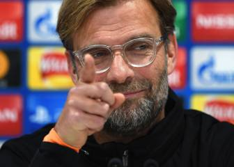 Klopp relying on 'special' Anfield atmosphere for Spartak clash