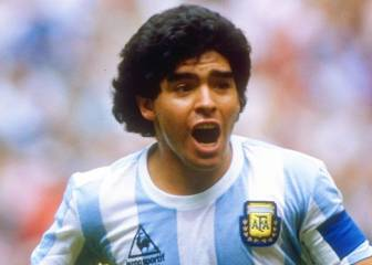 Diego Maradona and the missing Ballon d'Or
