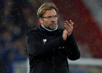 'Who thinks it was a penalty?' - Klopp frustrated after Everton draw