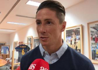 Torres reveals favourite goal while in the Premier League