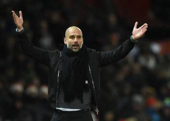 Guardiola looking to strengthen City in January window