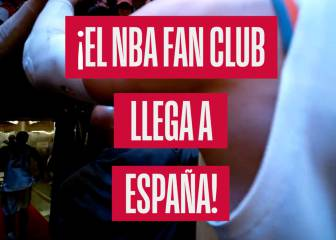 NBA Fan Club aterriza en España