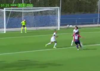 Charlyn's stunner against Madrid voted best goal of 2017