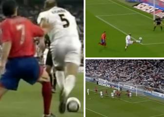 Zidane's masterclass against Numancia in 2004