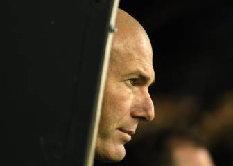 Zidane admits responsibility for recent Real Madrid woes