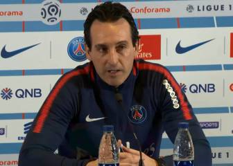 Emery relishing forward selection headache