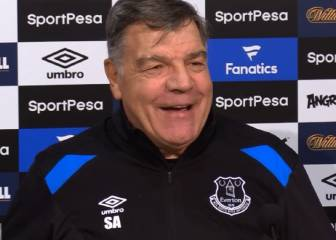 Allardyce shocked by question about actual game at presser