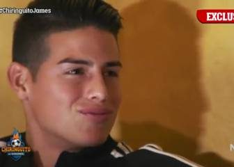 James, en El Chiringuito: