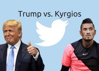 Donald Trump vs. Nick Kyrgios: Who tweeted it?