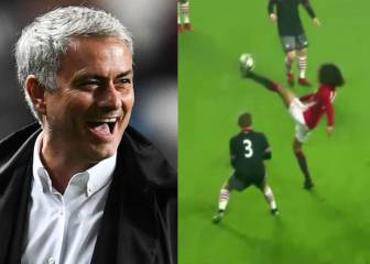 Mourinho starlet Tahith Chong bangs in blinder on debut