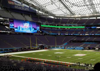 A first look inside the impressive US Bank Stadium for Super Bowl LII