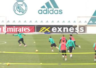 No Cristiano again as Real Madrid train for Levante clash