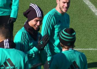 Cristiano trains with squad and expected to make Levante clash