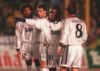 When Deportivo thrashed Clarence Seedorf's Real Madrid