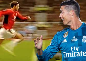 What Cristiano was doing at 20... that he says he can't do now