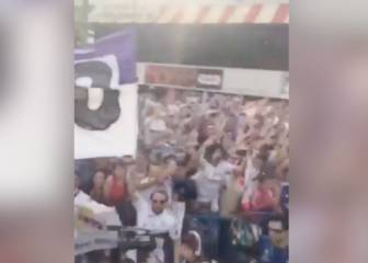 Sergio Ramos posts video for Real Madrid fans ahead of PSG tie