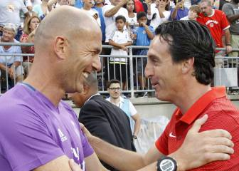 Barton fears that UCL defeat will see Zidane or Emery fired