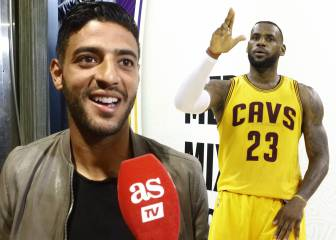 Vela comparte para As su pasión por el NBA All Star: