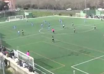 The fastest goal in women's football: Málaga in five seconds