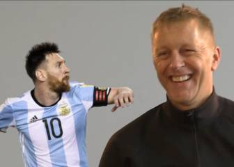 Iceland coach begs Messi: