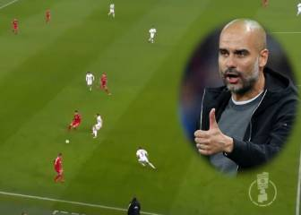 Guardiola lauds perfect break Bayer Leverkusen goal