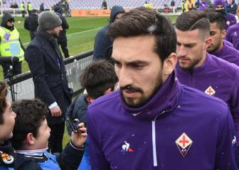 'He was a wonderful man' - 'Viola' fans pay tribute to Davide Astori