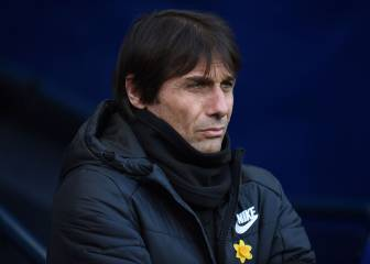Conte not thinking about Barcelona until after Palace