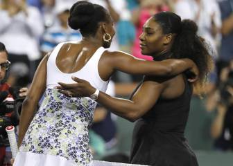 Venus gana el duelo de las hermanas Williams en Indian Wells